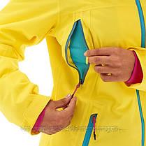 e8d6ad457827 WED ZE Сноуборд-куртка женская FREE 500 желтая  продажа, цена в ...