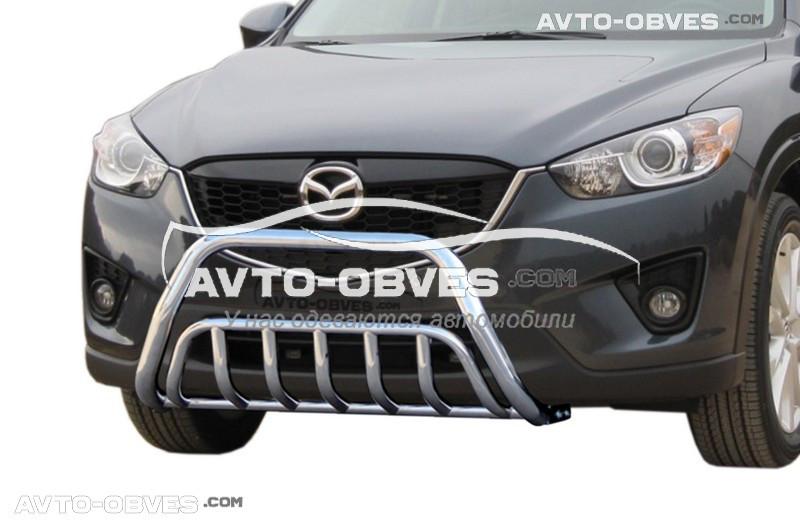 Кенгурятник усиленный для Mazda CX-5 2011-2017