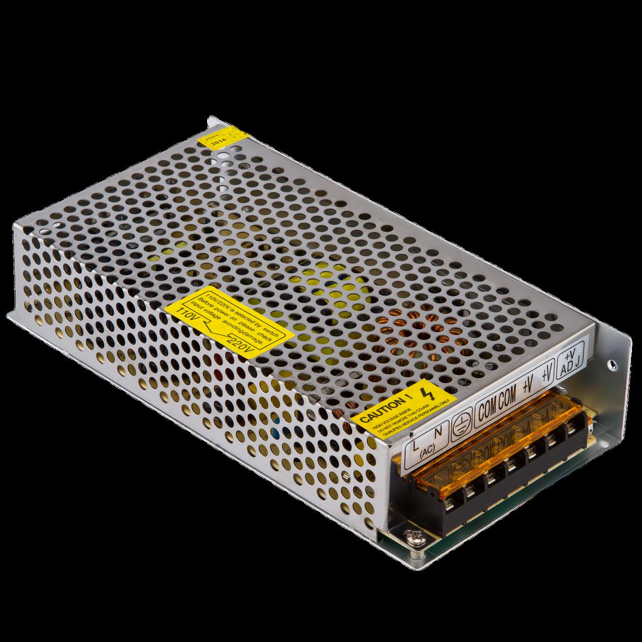 Импульсный блок питания Green Vision GV-SPS-С 12V15A-L (180W)