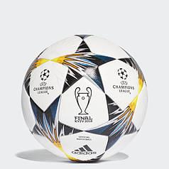 Футбольный мяч Adidas Finale Kiev 2018 OMB CF1203 (Оригинал)