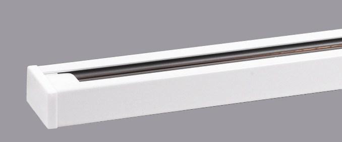 Трек Horoz для LED светильника белый 1м Код.57128
