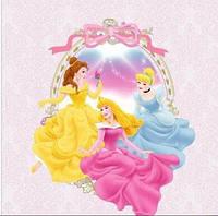 """Салфетки """"Принцессы Disney """" 20шт."""