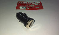 Адаптер под USB в прикуриватель 12V 1А