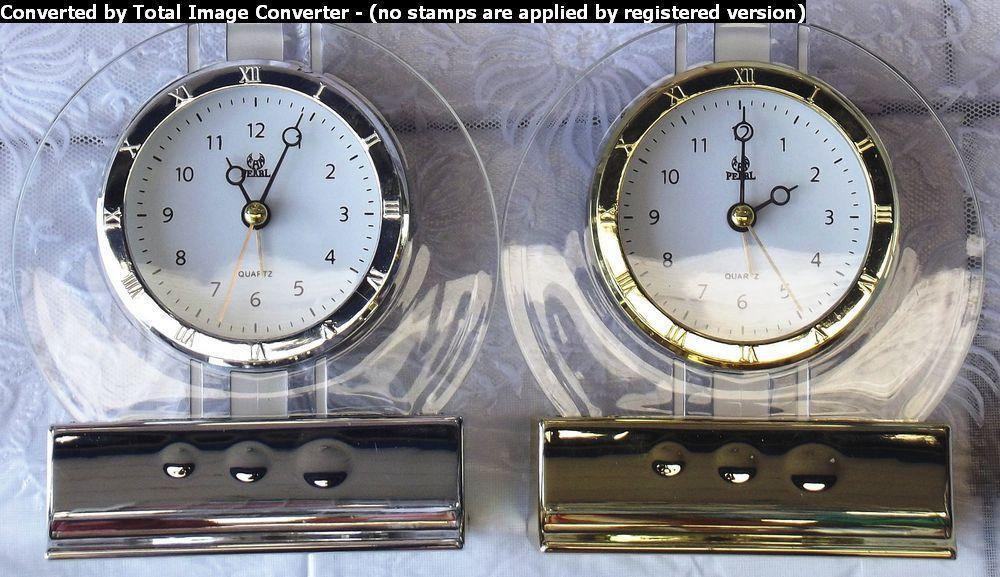 Часы настольные дом/офис Pearl AE