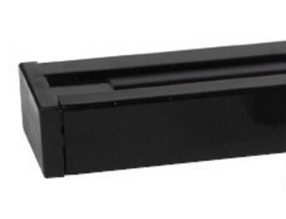 Трек Horoz для LED светильника черный 1м Код.57129, фото 2