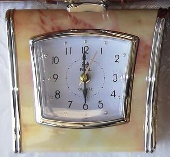 Часы настольные дом/офис Pearl MEW