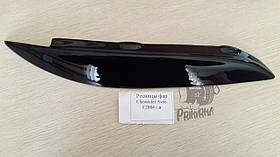 """Реснички фар Chevrolet Aveo III 06-11 """"FLY"""" (кт.)"""