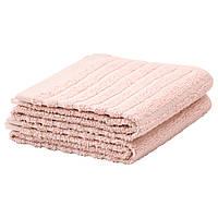 ВАГСЙОН Полотенце для рук, бледно-розовый, 30x50 см, 2 шт 80353644 IKEA, ИКЕА, VÅGSJÖN