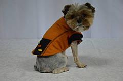 Жакет ТРИКОТАЖ (О 932) предлагается для всех пород собак. Жакет выполнена из  трикотажа ангора в два слоя и комбинируется два цвета, на грудке застежка - кнопки.