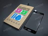 Защитное стекло Samsung Galaxy J5 Prime G570 2016 (черное)