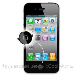 Замена кнопки Home iPhone 4 в Донецке