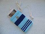 В'язаний чохол для телефону смартфона, фото 2