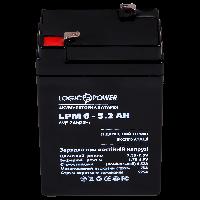 Аккумулятор AGM LogicPower LPM 6-5.2 AH