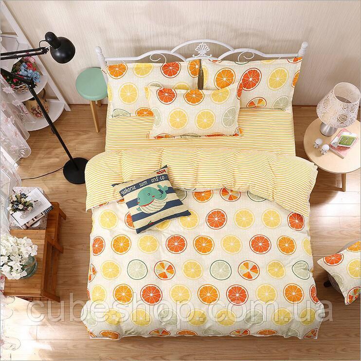 Комплект постельного белья Citrus (полуторный)