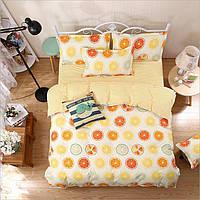 Комплект постельного белья Citrus (полуторный) , фото 1