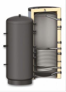 Емкость буферная (теплоаккумулятор) PR 1500л Sunsystem Болгария