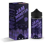Jam Monster Blackberry LE - никотин 3 мг., 100 мл. VG/PG 75/25
