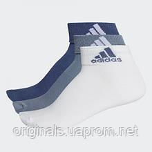 Спортивные носки Adidas Ankle 3pp CF7368 - 2018