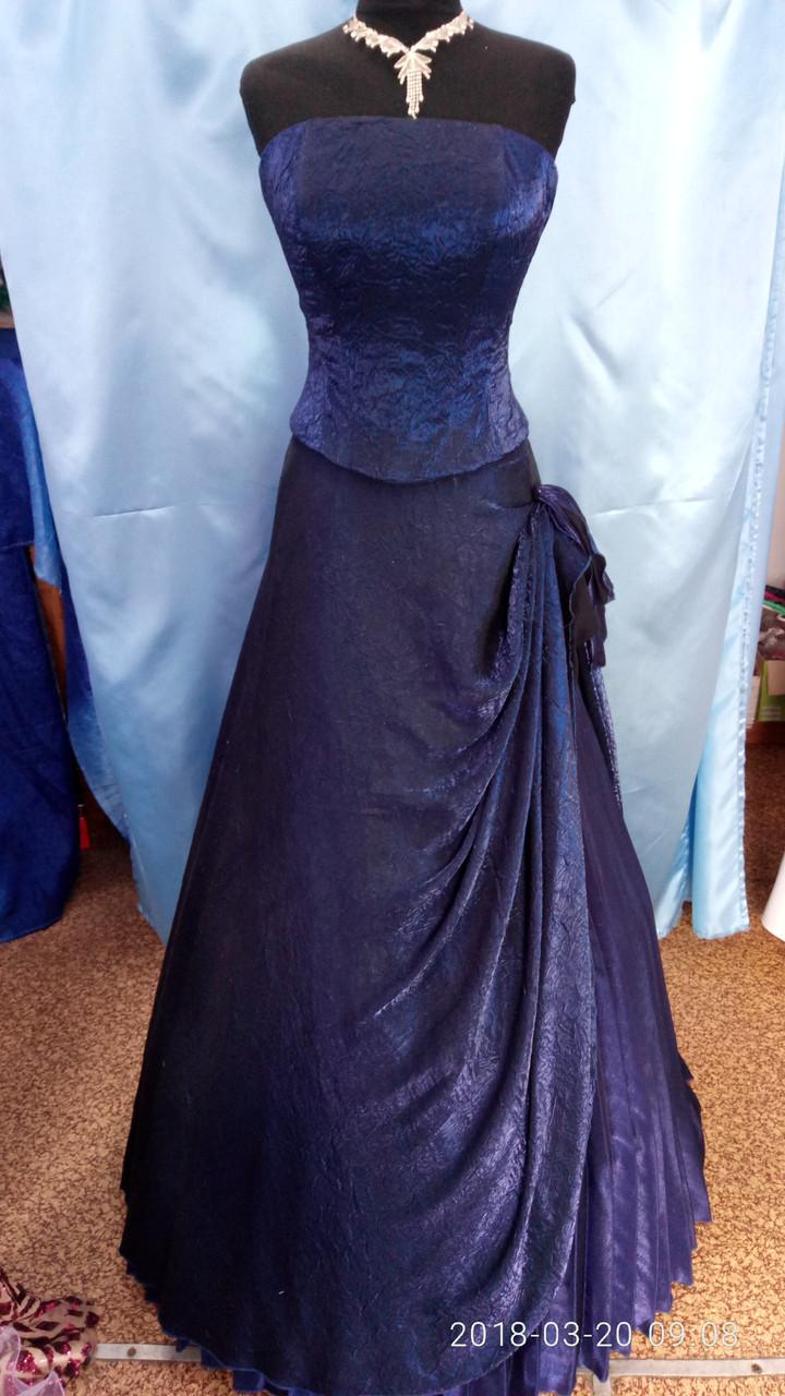 Вечернее платье-костюм