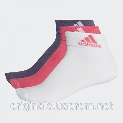 Носки Adidas Ankle 3pp CF7369, фото 2