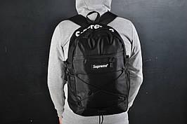 Рюкзак Supreme / суприм черный /саприм черный