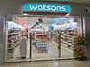 Переоснастили 55 магазинов Watsons в Киеве