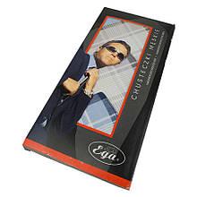 Подарунковий набір чоловічих носових хусток Ega 6 шт 0125