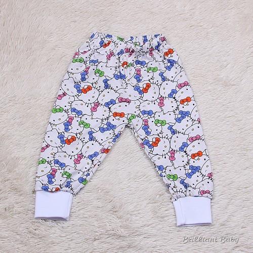 Трикотажные спортивные штаны Кроха (кити)