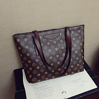 Женский шоппер в стиле  Louis Vuitton, Луи Витон