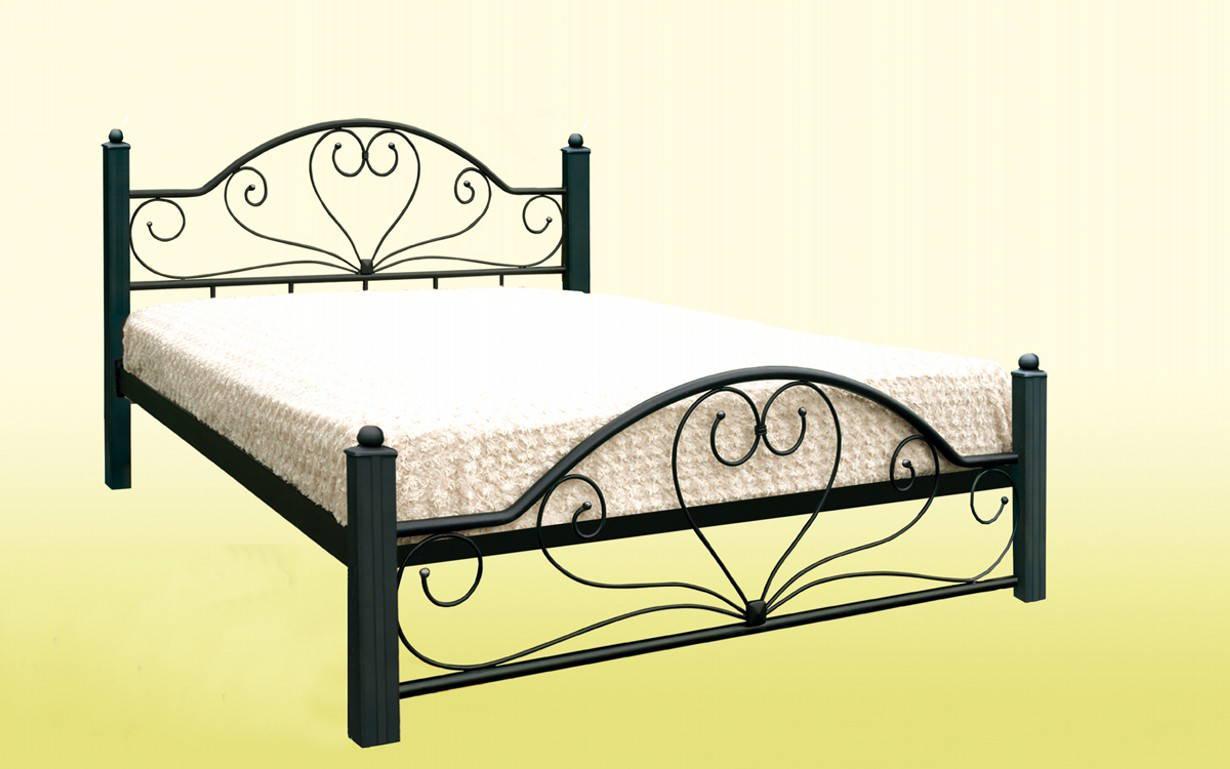 ✅Металлическая кровать Джоконда 140х190 см ТМ Металл-Дизайн