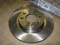 Диск тормозной передний DACIA LOGAN 04-/RENAULT KANGOO 97- (D=259mm) (RIDER)