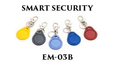 Радиочастоный брелок SMART SECURITY EM-03B
