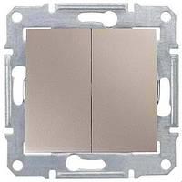 Выключатель 2-й проходной Титан Sedna Schneider, SDN0600168