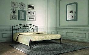 ✅Металлическая кровать Скарлет 120х190 см ТМ Металл-Дизайн, фото 2