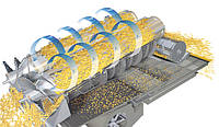 Типы молотильного аппарата зерноуборочных комбайнов