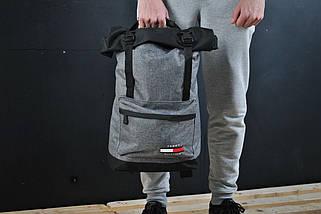 Рюкзак спортивный В стиле Tommy / высокий рюкзак Гоша Рубчинский, фото 3