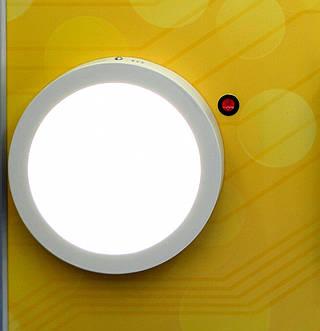 Накладной светодиодный светильник Bellson круг (24 Вт, 240 мм)