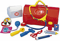 Набор доктора врача в чемодане 12 предметов 28х14 см Simba 5541297