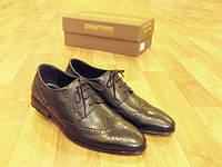 Туфли мужские кожаные броги