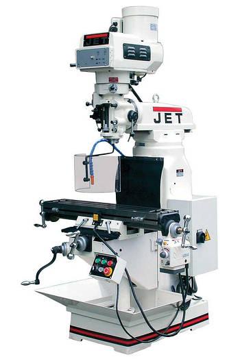 JET JVM-836T Вертикально-фрезерный верстат