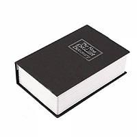 Книга-сейф (24см) Словарь черный