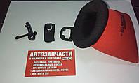 Карман для телефона или мелочевки красный