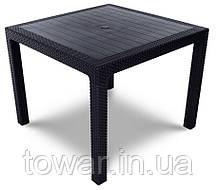 Садовий стіл CURVER MELODY QUARTET 95x95