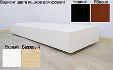✅Металлическая кровать Маргарита 80х190 см ТМ Металл-Дизайн, фото 2