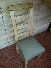 """Набор """"Дубовая роща """"  1,8 м. + 6 стульев, фото 2"""