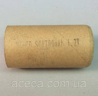 (Банка) Элемент аккумулятора шуруповерта NI-CD SC1700 mAh 1.2 V (22*42 мм)