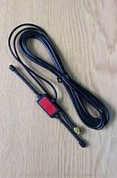 Антенна на липучке  с разъемом SMA-male (410-960/1710-1880 МГц) 3 дБ, фото 1