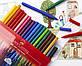 Фломастеры Faber-Castell  Grip 20 цветов трехгранные, 155320, фото 6