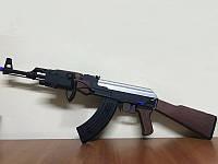 Автомат Калашникова АК-47 на аккумуляторе 2 режима стрельбы
