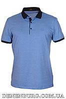 Футболка-поло мужская VIKTORIO 9660 синяя, фото 1